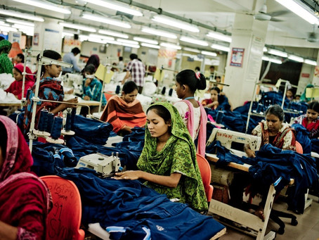 The Women Behind Fast Fashion: Sustainable Fashion's Fight for Gender Equality