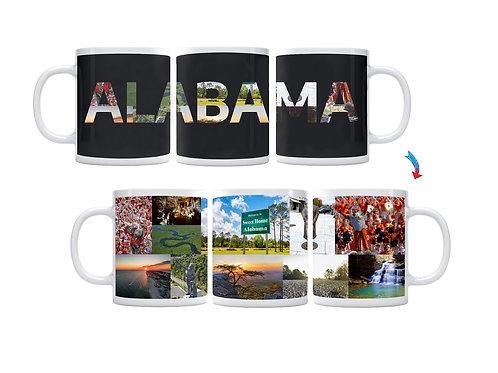 State of Alabama ThermoH Exray Mug