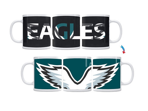 Eagles Wings ThermoH Exray Mug