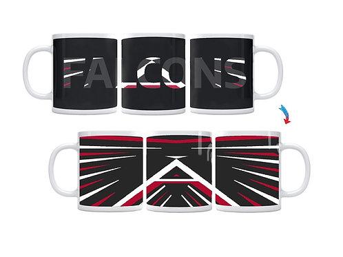 Falcons Wings ThermoH Exray Mug