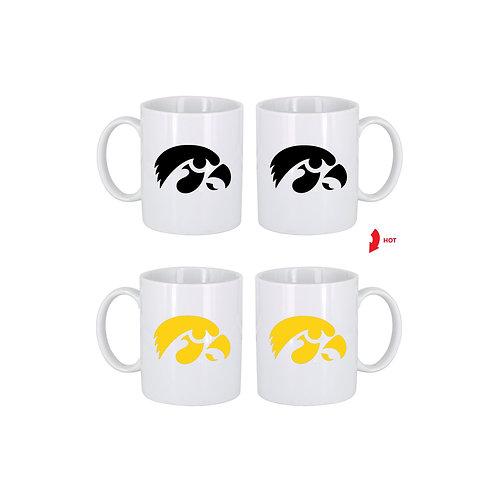 University of Iowa ThermoH Logo Mug