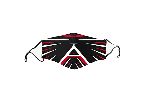 Falcons Wings Face Mask