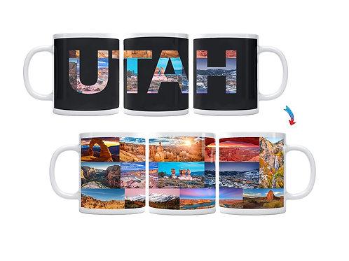 State of Utah ThermoH Exray Mug