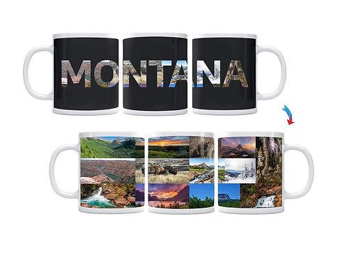 State of Montana ThermoH Exray Mug