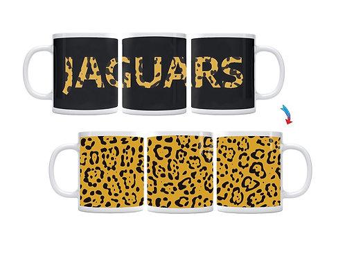 Jaguar Spots ThermoH Exray Mug