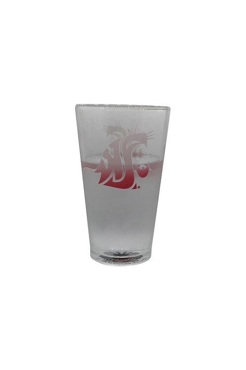 Washington State ThermoC Logo Pint Glass