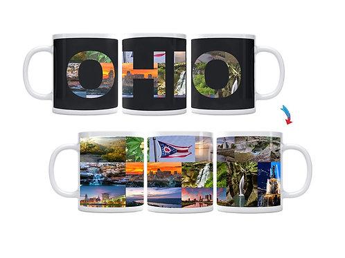 State of Ohio ThermoH Exray Mug