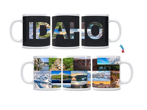 State of Idaho ThermoH Exray Mug
