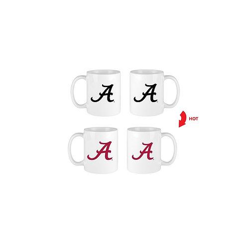 University of Alabama ThermoH Logo Mug