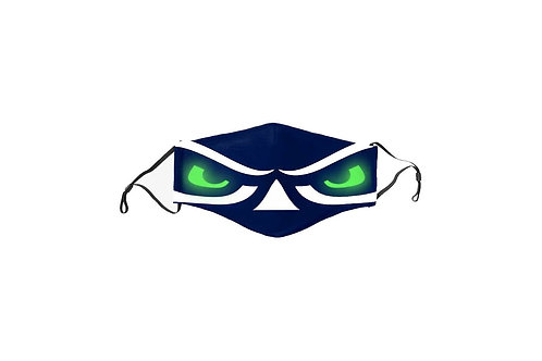Kids Hawks Eyes Team Mask