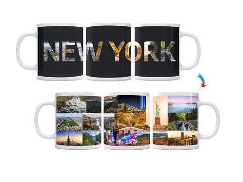 State of New York ThermoH Exray Mug