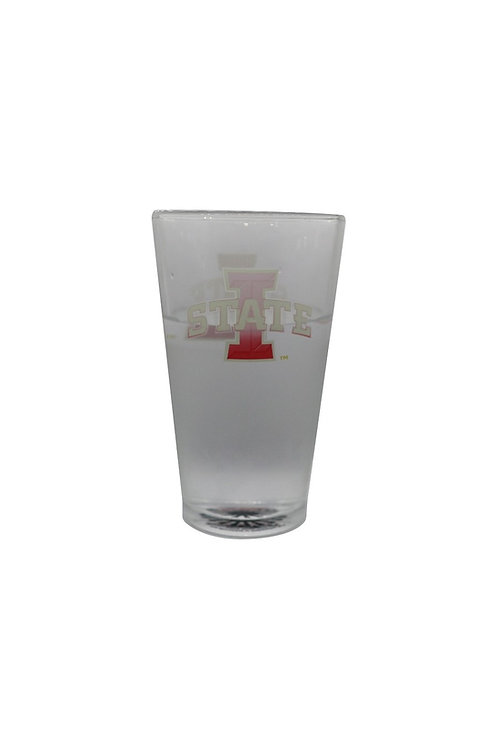 Iowa State University ThermoC Logo Pint Glass