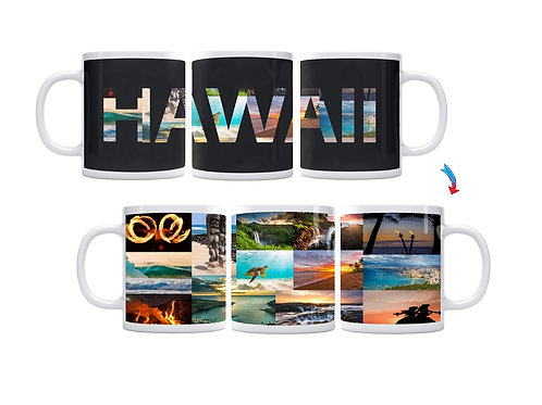 State of Hawaii ThermoH Exray Mug