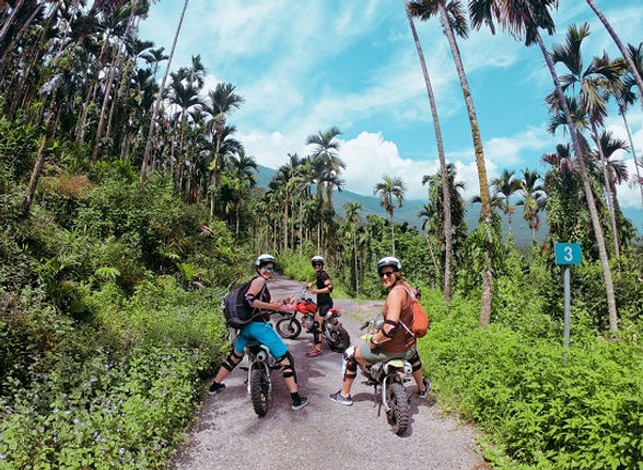 10 Motocross in Guangfu Forest with Love