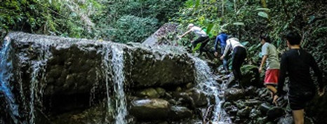 #16 Angelic Stream Trekking (2 places) Families friendly