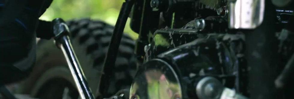 #2 Motocross in Totoro Forest  LEVEL 1