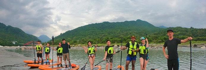 #12 Changhong Bridge SUP Day Tour