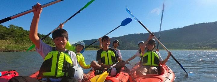 #7 Kayaking on Hualien River  LEVEL 1