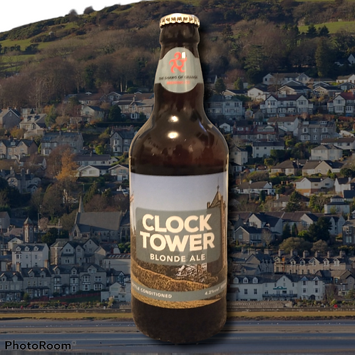 Clock Tower Blonde Ale