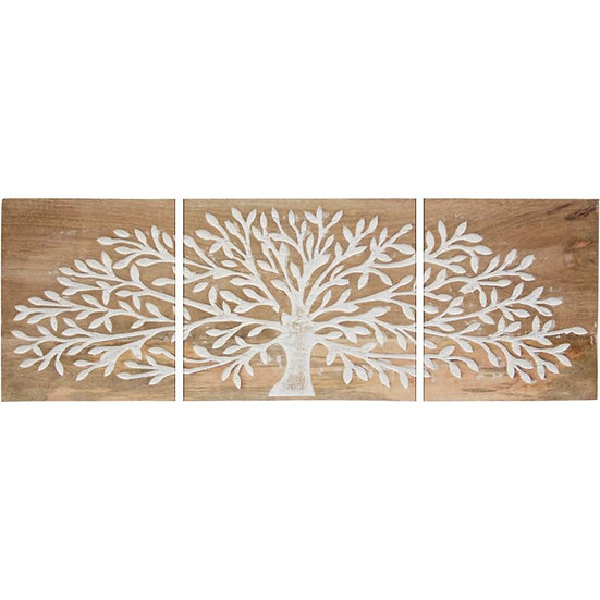 Triptyque arbre de vie