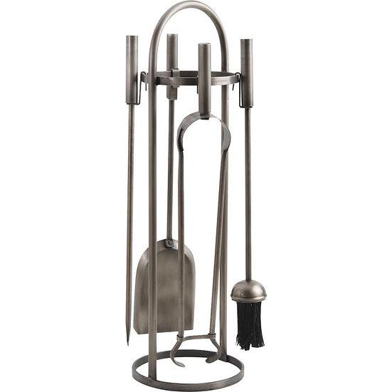 Valet de cheminée 4 accessoires