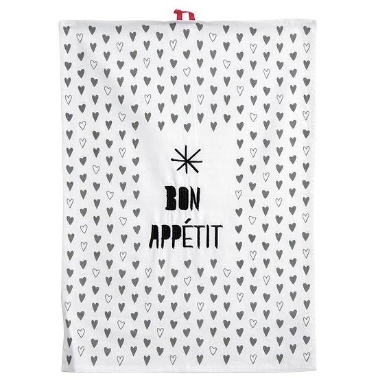 Torchon de cuisine Bon Appetit