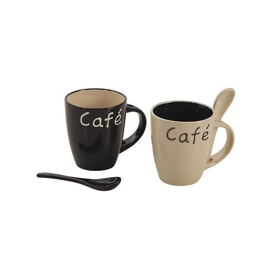 Mug en gès café