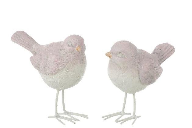 Oiseau résine