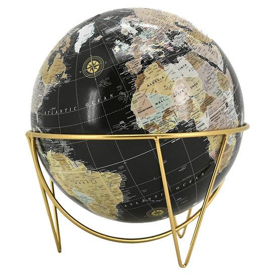 Globe en résine