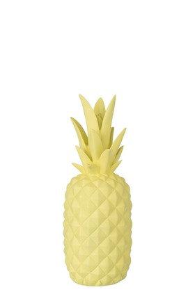 Ananas résine jaune clair