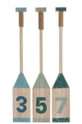 Rame numéros décoratifs