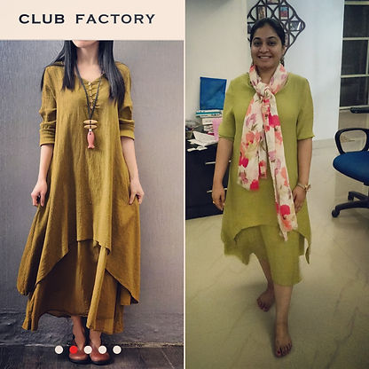 41d2b85b8e0 Have you ever ordered from the Club Factory app  Detailed Review ...