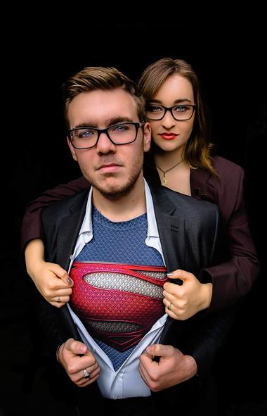 Superman Series, Dylan & Rhianna Brisbane, Qld
