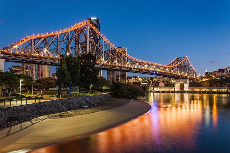 Story Bridge Brisbane, Qld