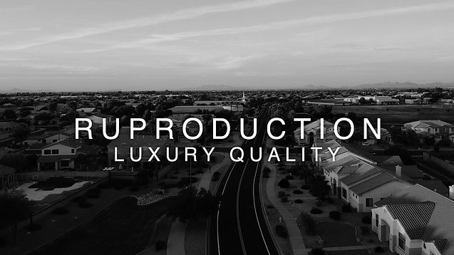 RUProduction LUXURY QUALITY