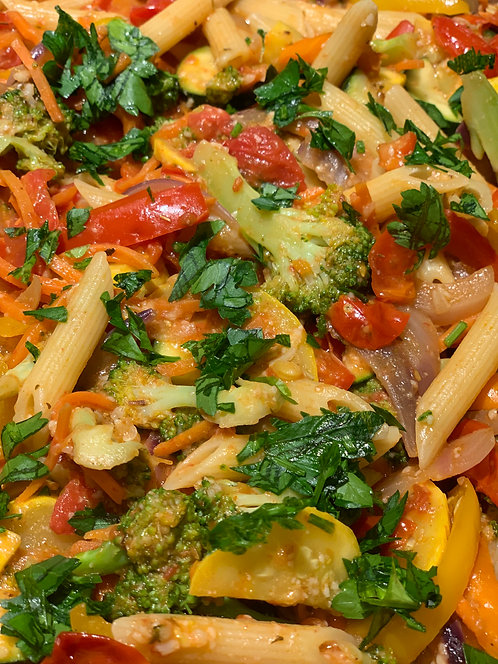 PENNE PRIMAVERA LIMITED TO HUNTERDON CREEKSIDE ONLY!