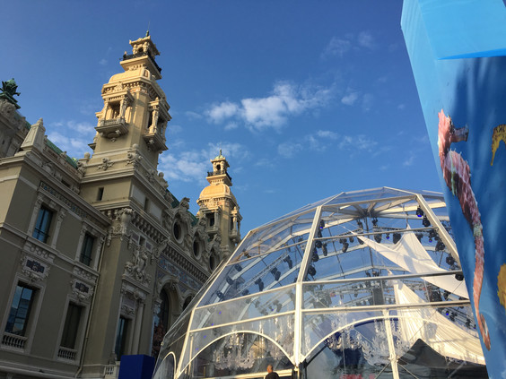 Monte-Carlo Gala for the Global Oceans