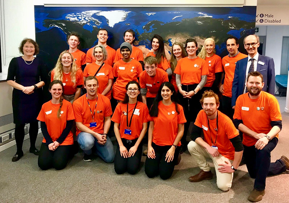 Volunteers, CitizenZoo, LCS Events, CCF staff
