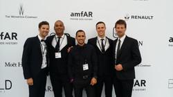 amfAR hosts