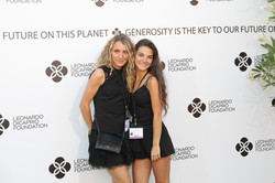 Leonardo DiCaprio Foundation team