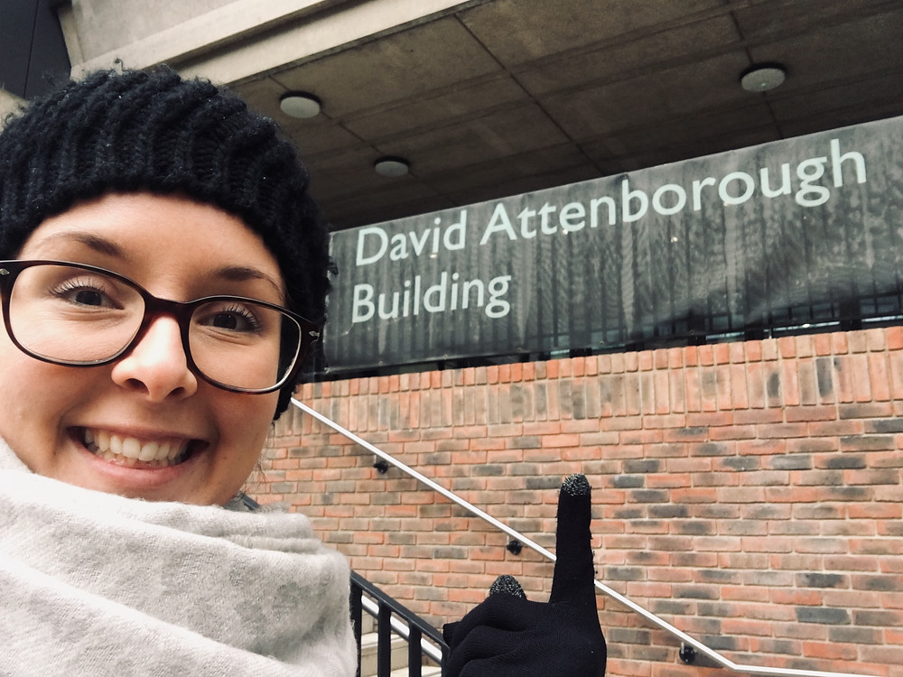 David Attenborough Building Cambridge - new event is on the way