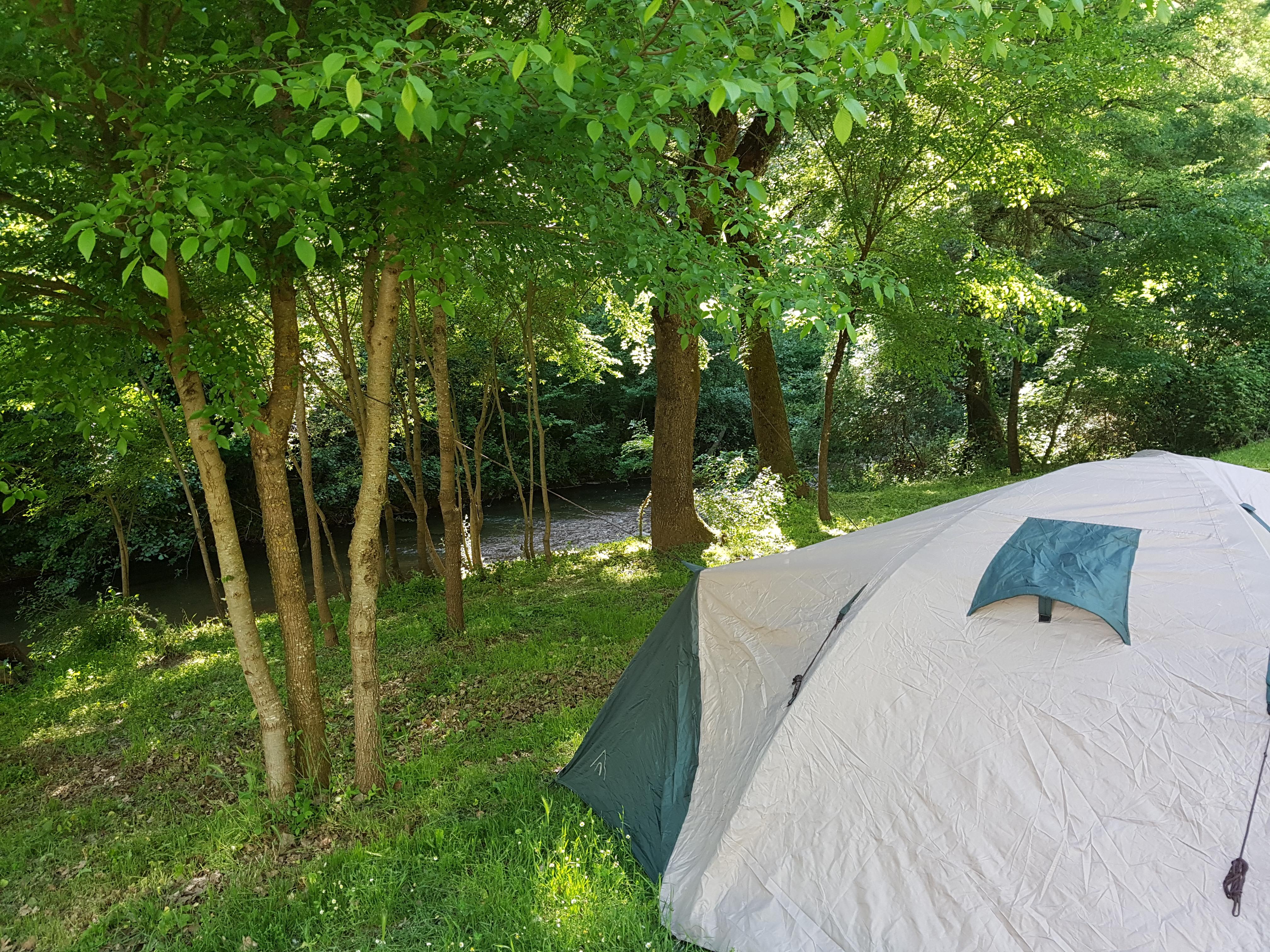 Camping Hueznar