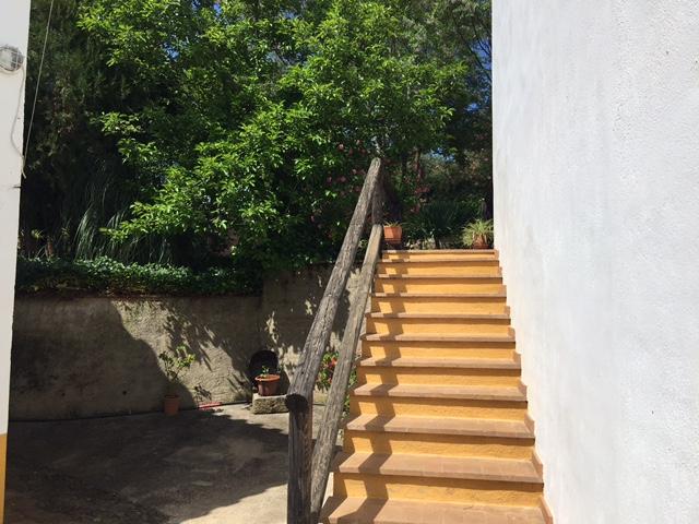 Escalera Extetior