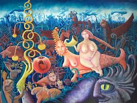 Ева в Раю