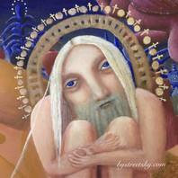 Newborn Melchizedek
