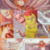 иллюстрации ангел быстрицкая