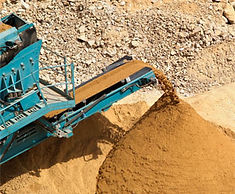 Mining – bulk handling and processing industry