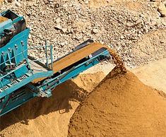 Mining – bulk handling and processing industry