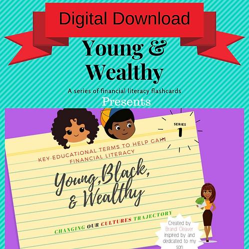 Digital Download Young,Black,N Wealthy