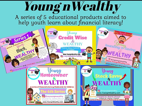 The Young n Wealthy Entire Collection (All 5 series)